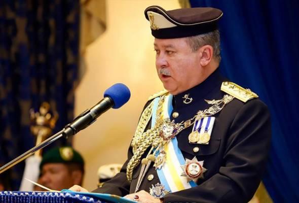 Kemelut politik berlanjutan, Sultan Johor beri amaran bubar DUN