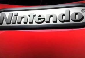 Nintendo dedah 300,000 akaun dalam talian pengguna digodam