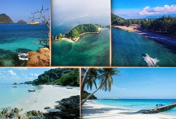 Mahu bercuti? Kenali 5 pulau yang boleh dikunjungi di Terengganu!