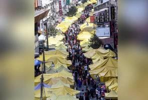 Peniaga Pasar Malam Lorong TAR tangguh pembukaan semula, sifat SOP terlalu ketat