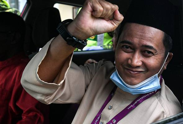 Mohd Shukri who is using the symbol of a key in the by-election, said he had campaigned hard, especially on the social media. - FILEpic | Astro Awani