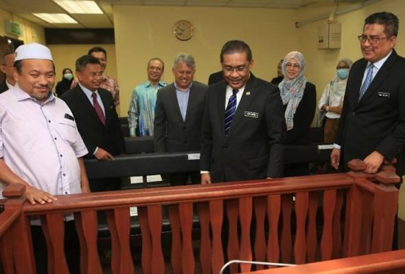 82 bangunan mahkamah akan ditambah baik di seluruh negara