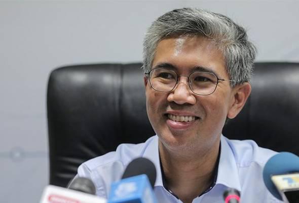 61592897353 TengkuZafrul - Kerajaan komited kembalikan defisit fiskal bawah 4.0 peratus - Tengku Zafrul