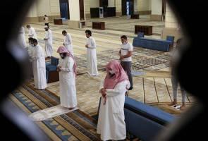 Arab Saudi benarkan solat di masjid selepas lebih dua bulan