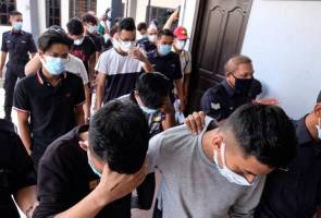 30 plead guilty to violating CMCO in Ipoh