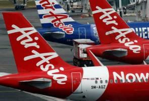 111 kru, 172 juruterbang, 50 jurutera AirAsia diberhentikan