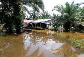 Mangsa banjir di Perak meningkat kepada 55 orang pagi ini