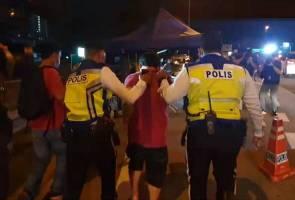 Pemandu mabuk: 67 kemalangan, tiga kematian di Selangor tahun ini
