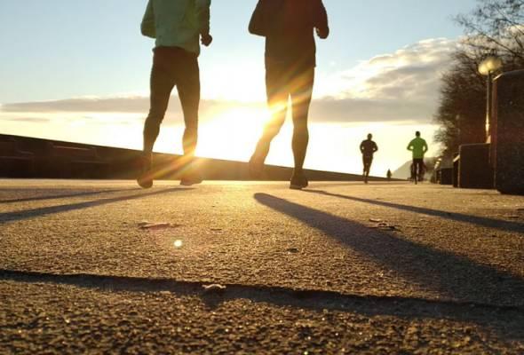 Lama berehat? Ini tip untuk pelari yang ingin memulakan semula aktiviti larian