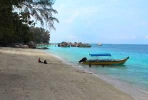 Terengganu optimis capai sasaran 4.5 juta pelancong tahun ini