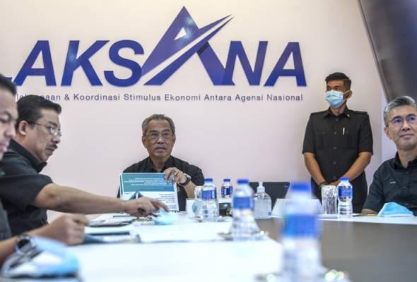 71592309719 PerdanaMenteri - Moratorium worth RM40b granted until June 12 under PRIHATIN