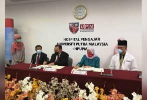 Hercules Medicare, UPM kerjasama jalankan saringan COVID19 harga rendah