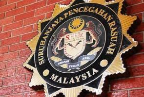 Tuntutan palsu: Bekas pengarah institut penyelidikan ditahan SPRM
