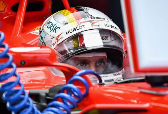 Tirai F1 2020 bermula Julai