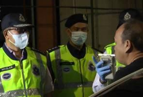 30 pemandu mabuk ditahan sejak 26 Mei - Ketua Polis KL