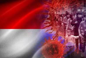 Kes COVID-19 di Indonesia kini berjumlah 66,226 dengan 3,309 kematian