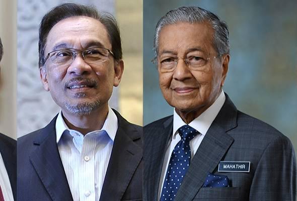 Tidak cukup popular? Dr Mahathir beri sebab kenapa Anwar tidak layak jadi calon PM
