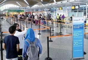 6,609 rakyat Malaysia kembali ke tanah air sejak 10 Jun
