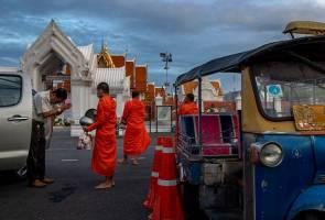 COVID-19: Thailand catat lima kes baharu, hari ke-40 tanpa jangkitan tempatan