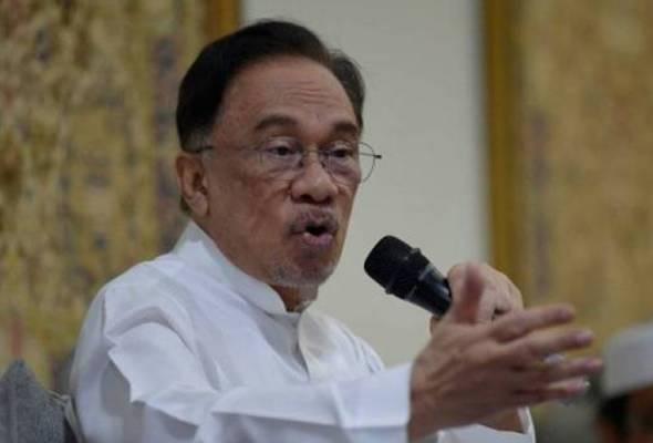 Saya tiada saham di syarikat tersenarai Bursa Malaysia - Anwar Ibrahim