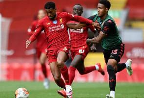 EPL: Liverpool lebar rekod kemenangan di gelanggang sendiri