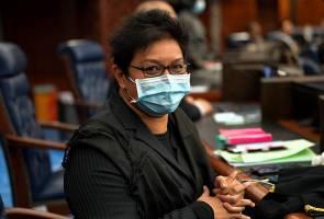Pelantikan bukti kerajaan tidak diskriminasi jantina - Azalina