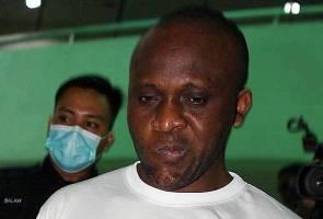 Lelaki warga Nigeria mengaku tidak bersalah bunuh jururawat, Siti Kharina