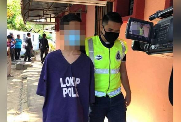 Pelajar Tingkatan Empat didakwa cabul dua anak saudara