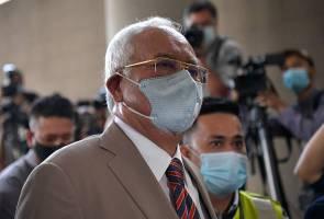 Najib files appeal over SRC case