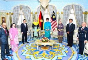 Sarawak contoh perpaduan kaum dan agama - Halimah Sadique
