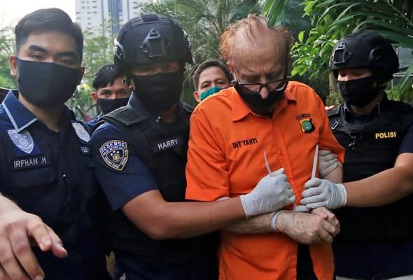 Indonesia tahan lelaki Perancis cabul lebih 300 kanak-kanak jalanan