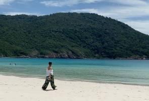 Setelah 'terkurung' lama, kampung di Pulau Redang ini jadi dambaan jiwa bebas