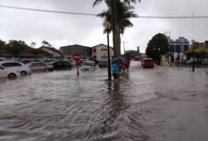 707 mangsa banjir di Johor ditempatkan di 10 PPS