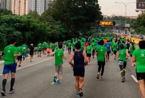 Semua aktiviti sukan di Pulau Pinang kembali seperti biasa mulai Rabu