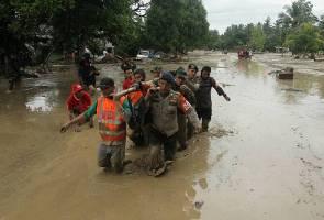 16 terbunuh, 23 hilang banjir kilat di Sulawesi
