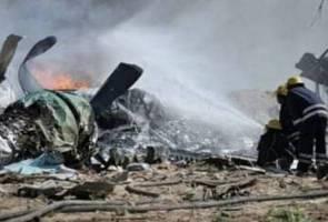 Pesawat peninjau Turki terhempas, tujuh dilaporkan maut