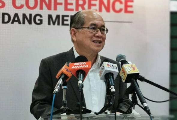 Sarawak setuju cadangan wajibkan pelitup muka - Uggah