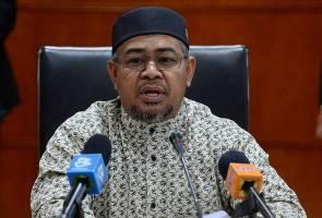Datuk Dr Mohd Khairuddin mohon maaf