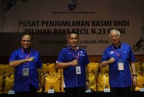 PRK Chini: Kerjasama Muafakat Nasional dan Perikatan Nasional hasilkan kejayaan luar biasa - Najib
