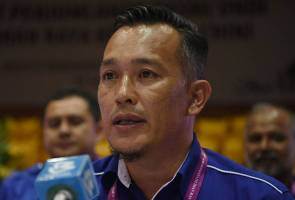 It's time for me to get to work - Mohd Sharim