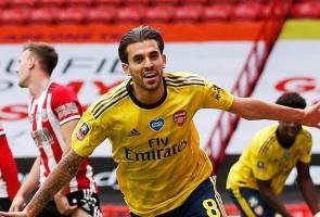 Arsenal mahu tandatangani Ceballos secara tetap