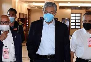 Ahmad Zahid tarik balik rayuan cabar Akta SPRM dan Pencegahan Wang Haram