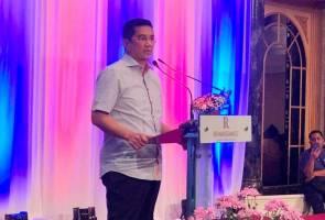 PKR is no longer relevant, says Azmin