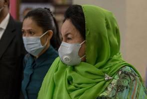Saidi beritahu telah serahkan RM5 juta kepada Rosmah - Saksi