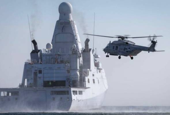 Helikopter terhempas, dua anggota tentera Belanda disahkan terkorban