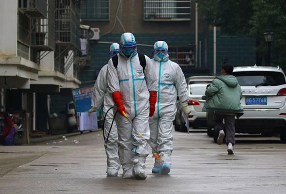 WHO sahkan China ada laporkan kes pertama novel koronavirus