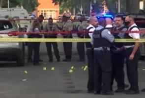 Kanak-kanak antara lima maut dalam insiden tembakan di Chicago