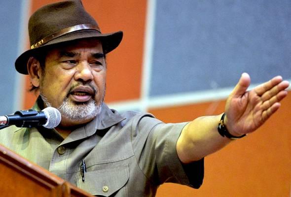 Muhyiddin masuk UMNO, bagai sirih pulang ke gagang - Tajuddin