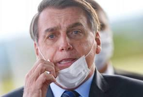 Brazil's Bolsonaro calls Facebook action suspending aides' accounts 'persecution'