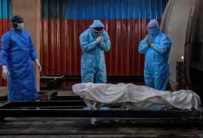 COVID-19: Angka kematian global cecah 575,000